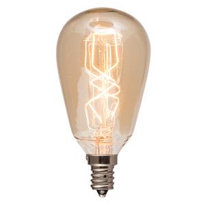 40 Watt Edison bulb