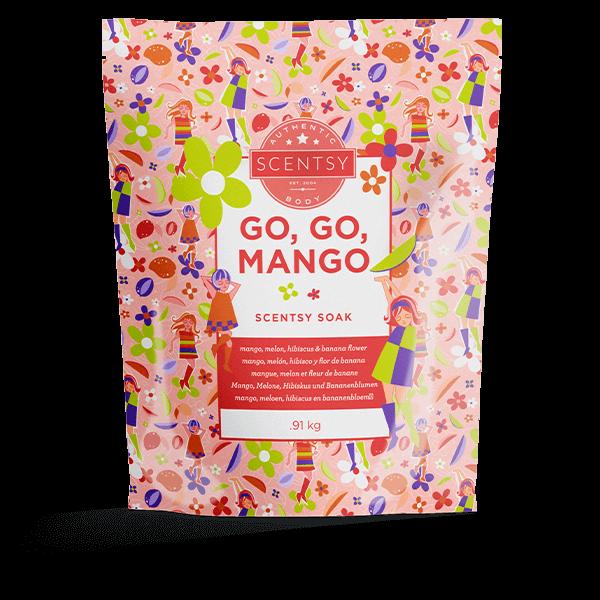 Scentsy badzout go, go mango