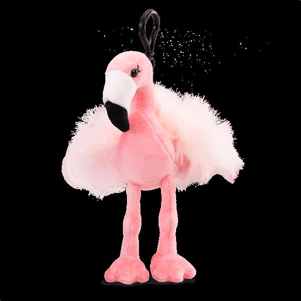 Buddy clip Farah de Flamingo