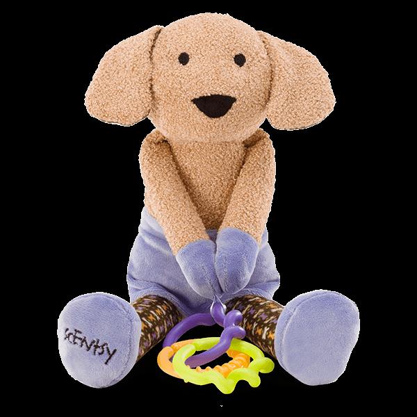Scentsy sidekick Dilly de Hond