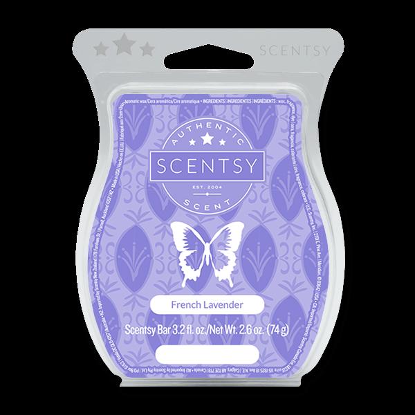 French lavender Scentsy waxbar