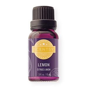 Scentsy olie – lemon
