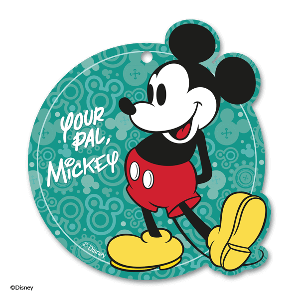 Your pal, Mickey scent cirkel