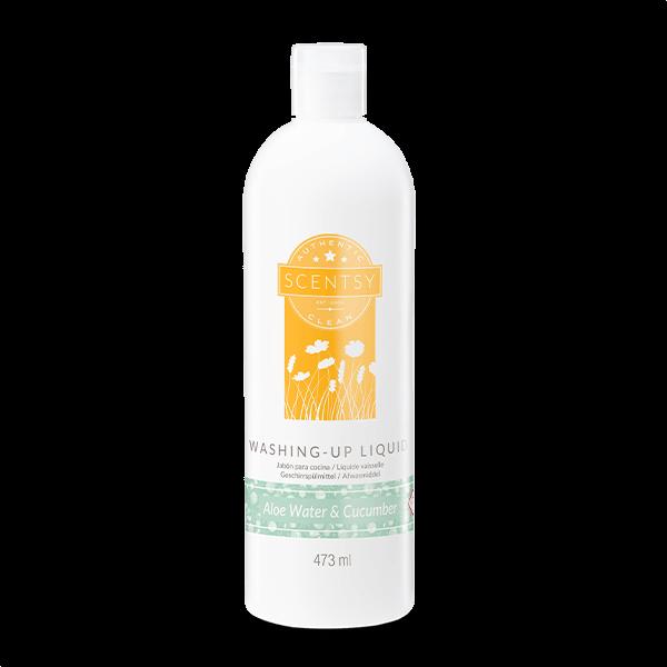 Aloe water & cucumber handafwasmiddel