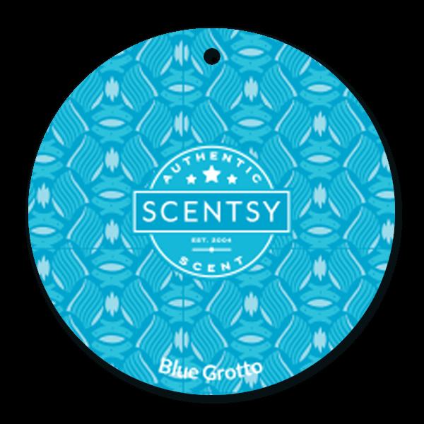 Blue grotto scent cirkel