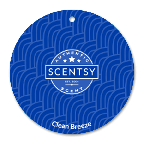 Clean breeze scent cirkel
