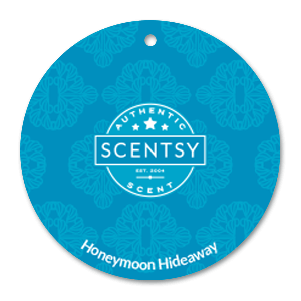 Honeymoon hideaway scent cirkel