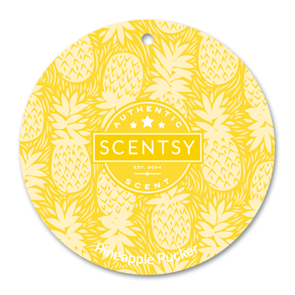 Pineapple pucker scent cirkel