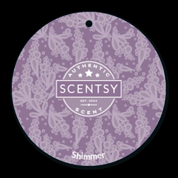 Shimmer scent cirkel
