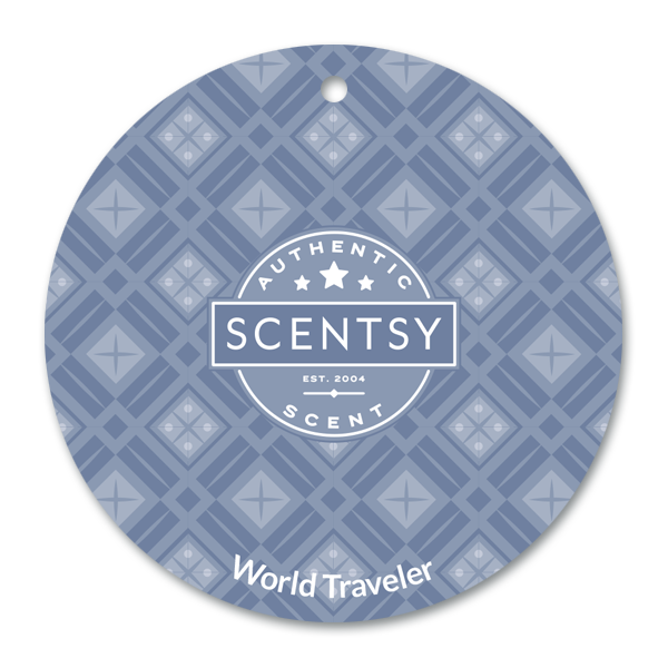 World traveler scent cirkel