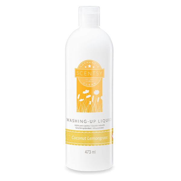 Coconut lemongrass handafwasmiddel