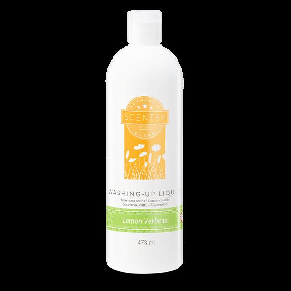Lemon verbena handafwasmiddel