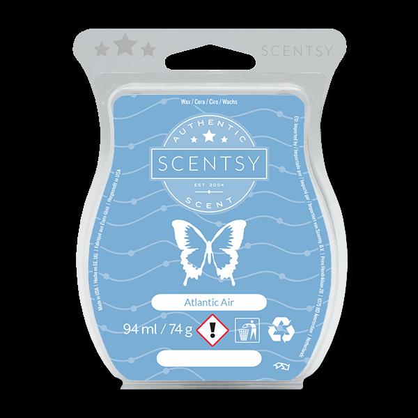 Atlantic air Scentsy waxbar