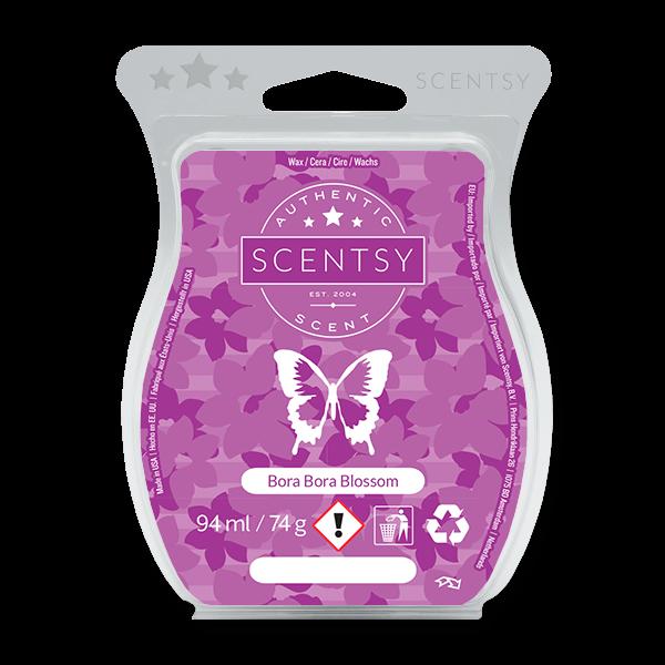 Bora bora blossom Scentsy waxbar