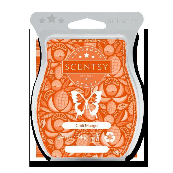 Chili mango Scentsy waxbar
