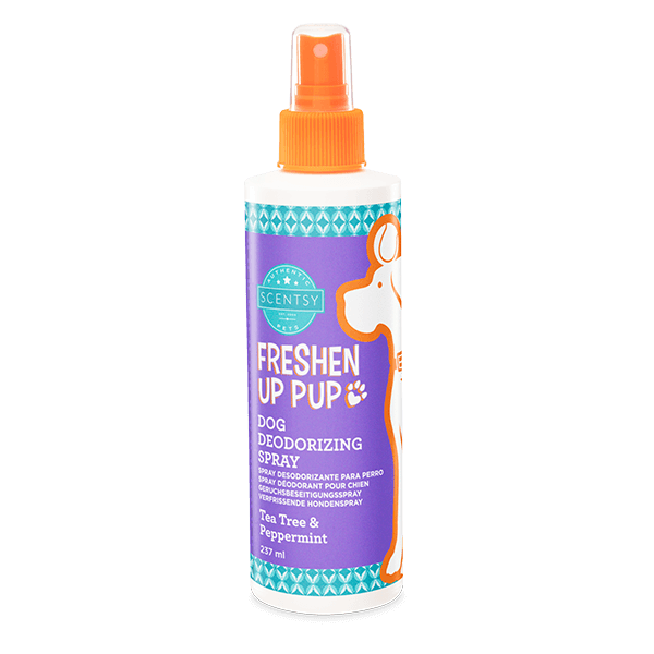 Freshen up pup tea tree & peppermint