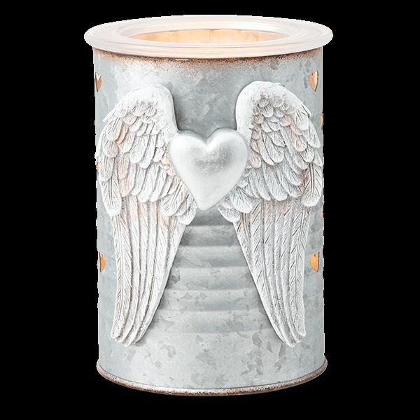 Angel wings Scentsy warmer