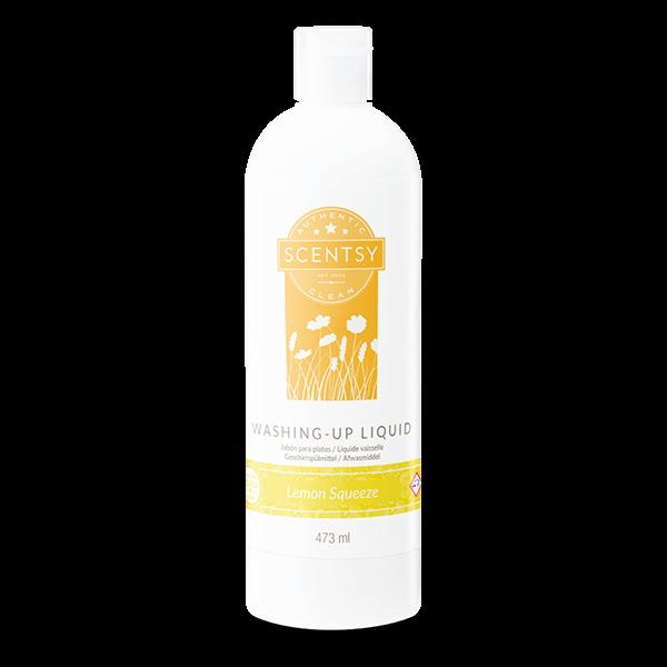 Handafwasmiddel lemon squeeze