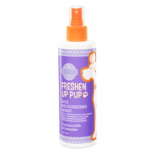 Freshen up pup coconut milk & lavender