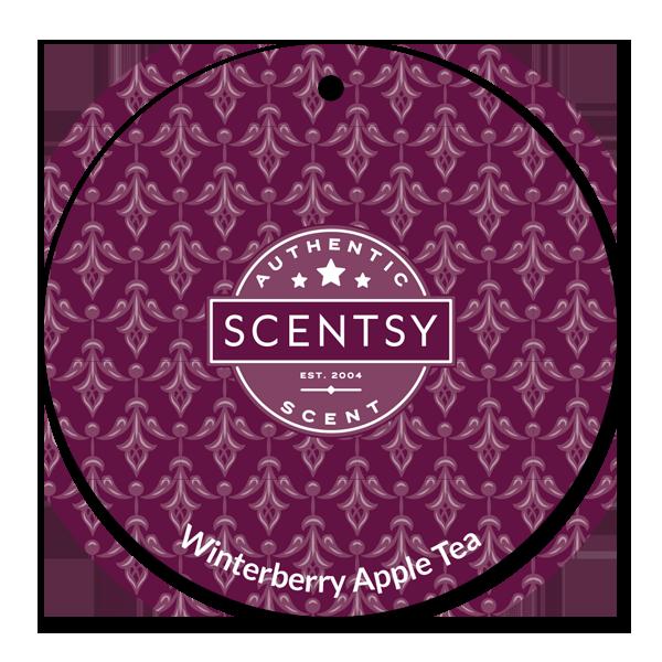 Winterberry apple tea scent cirkel