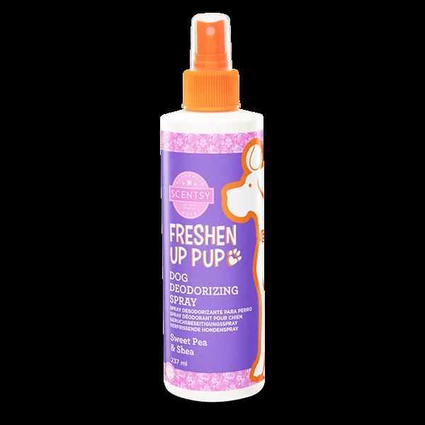 Freshen up pup sweet pea & shea