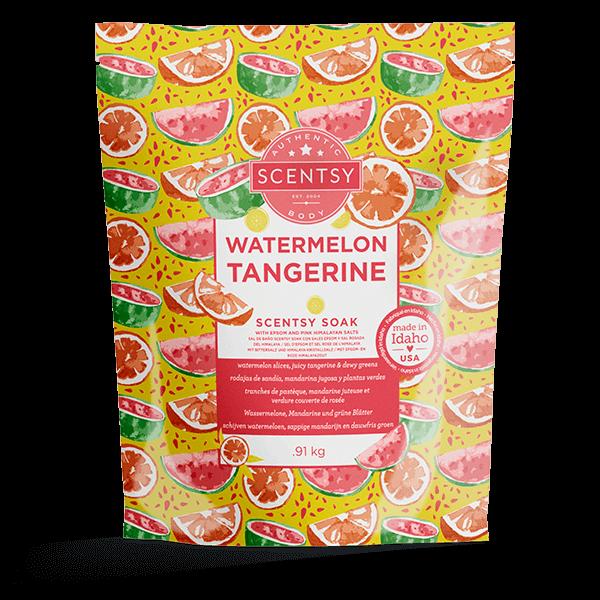 Scentsy badzout watermelon tangerine