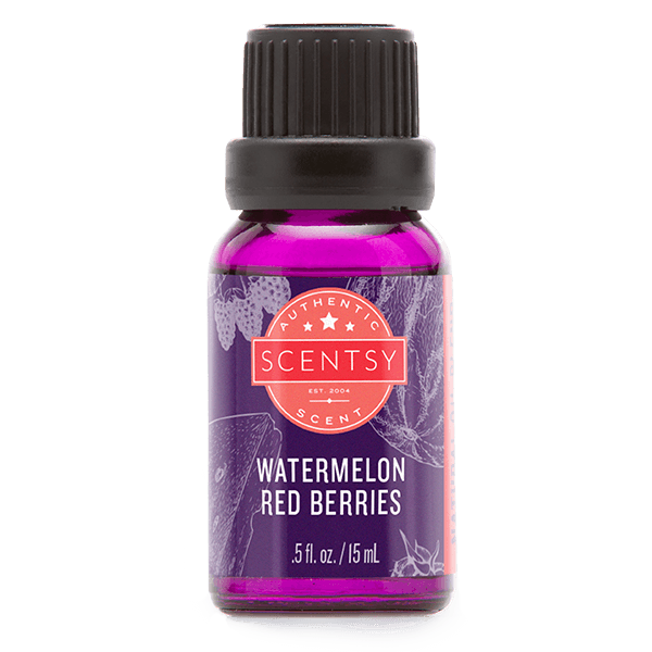 Scentsy olie – watermelon red berries