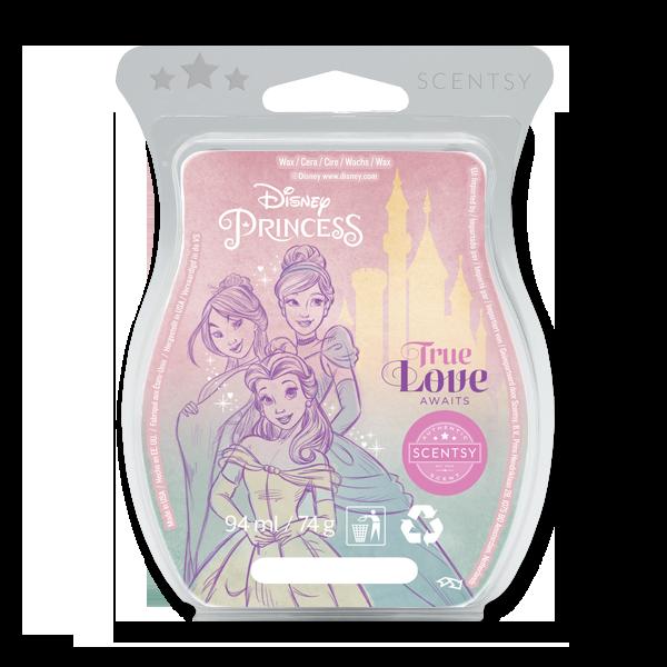Disney Princess: True love awaits Scentsy waxbar