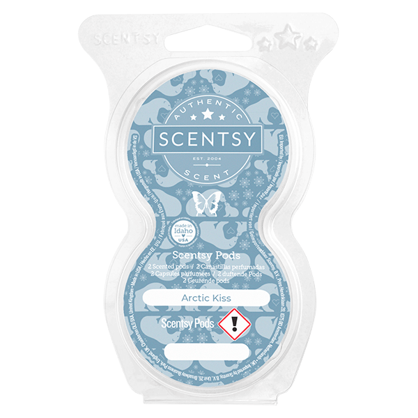 Twin pack Scentsy pods arctic kiss