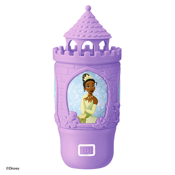 Scentsy ventilatordiffuser Princess (Tiana, Mulan & Rapunzel)