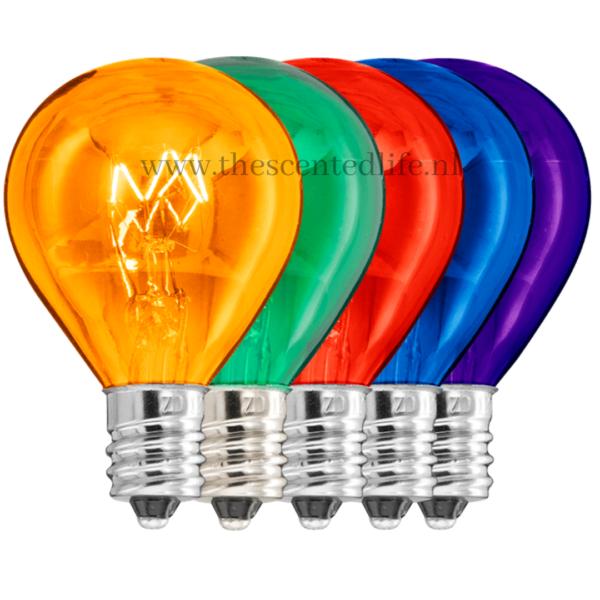 20 Watt gekleurd lampje