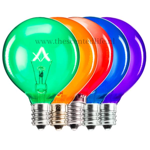 25 Watt gekleurd lampje