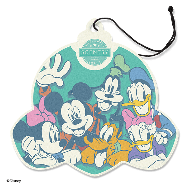 Mickey Mouse & friends scent cirkel